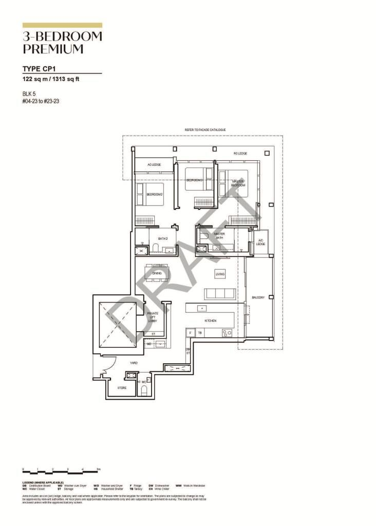 canninghill-piers-3-bedroom-premium-type-cp1